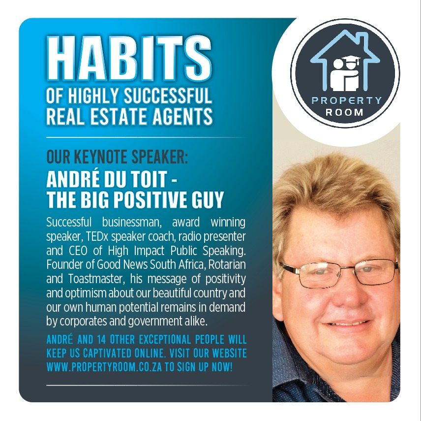 The Big Positive Guy